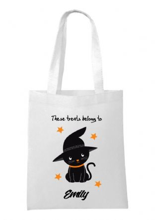 Halloween Cute Cat Bag